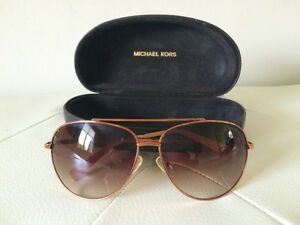 Micheal Kors Rosegold Sunglasses REDUCED