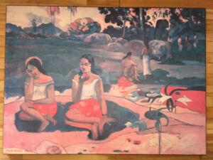 Cadre de Gauguin (Nave Nave Moe)