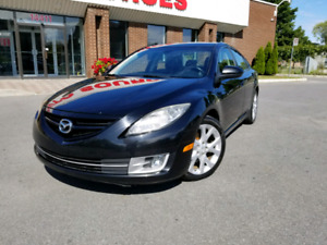 2010 Mazda 6 GT new winter & summer tires, 134k