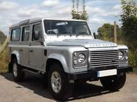 2011 LAND ROVER DEFENDER XS Station Wagon TDCi