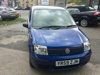 Fiat Panda 1.1 Active ECO 5 DOOR - 2009 59-REG - FULL 12 MONTHS MOT