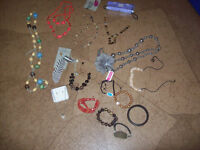 Pile of Jewelry- $20 if pickup today!