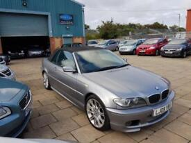 2005 BMW 318 2.0 Ci M SPORT, LOW MILEAGE
