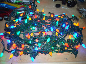 LED Christmas Light Strings