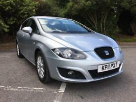 2011 SEAT LEON SE COPA CR 1.6TDI 5 DOOR HATCHBACK