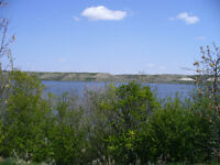 Reduced- Lake View Lot at The Resort Village of Lumsden Beach