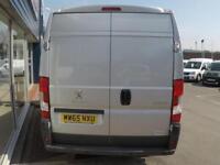 2015 Peugeot BOXER HDI 335 L3H2 PROFESSIONAL VAN *SILVER* Manual Large Van