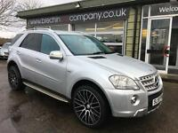 Mercedes-Benz ML350 3.0TD CDI Blue F 7G-Tronic ( New Gen ) Sport