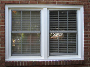 Aluminum capping to your windows and door frames London Ontario image 1