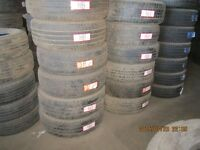 QUALITY USED AND NEW TRUCK CAR TIRES