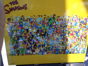200$ Simpsons characters picture gallery!