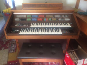 Electric Organ with Bench For Sale