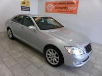 2006 Mercedes-Benz S320 3.0TD 7G-Tronic S320 CDi ***BUY FOR ONLY £40 PER WEEK***