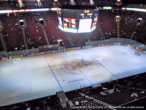My Personal Season Tickets for the Montreal Canadiens 321BB