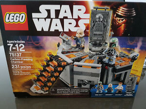 Lego Galactic Empire Battle pack 75134 Carbon Chamber 75137 North Shore Greater Vancouver Area image 2