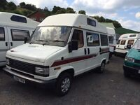 CITROEN C25 HI TOP CAMPER