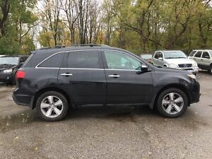 2011 ACURA MDX AWD * LEATHER * SUNROOF * REAR CAM * NAV * DVD *  London Ontario image 7