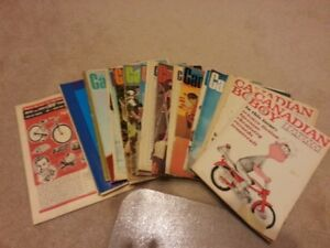 1960's and 1970's - Canadian Boy Magazine