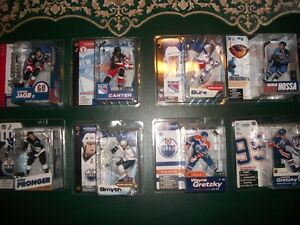 NHL MCFARLANES AND OTHER COLLECTABLES