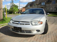 2003 Chevrolet Cavalier + E-test + Safety + UVI Package