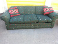 couch loveseat and chair delivery included