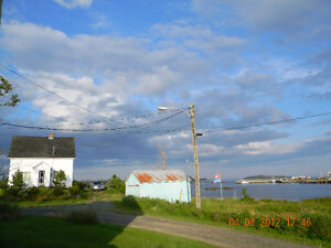 Waterfront house and property for sale
