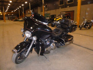 2002 HARLEY-DAVIDSON FLHTC ELECTRA GLIDE CLASSIC MOTORCYCLE