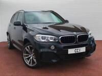2014 BMW X5 3.0TD ( 258bhp ) 4X4 ( s/s ) Auto xDrive30d M Sport