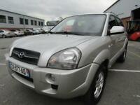 Hyundai Tucson 2.0 CRDI 4X4 6 SPEED MANUAL LEFT HAND DRIVE LHD