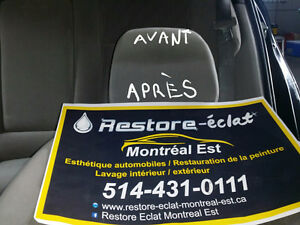 25$ !!!! LAVAGE SANS CONTACT. ESTHETIQUE AUTOMOBILES. CAR WASH.