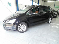 Volkswagen Sharan 2.0 TDI DSG BlueMotion Highline Leder PDC