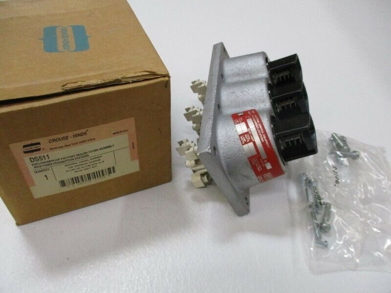 CROUSE-HINDS DS511 NSMP