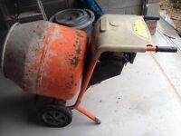 **LOOK! BELLE 150 HONDA GX120 PETROL CEMENT MIXER