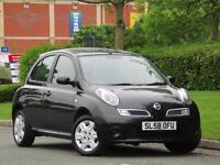 2008 Nissan Micra 1.2 16v 79bhp Automatic Acenta..1 OWNER + FULL SERVICE HISTORY