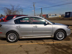 2006 MAZDA3 SPORT ONLY 120KM SUPER RELIABLE GREAT ON GAS