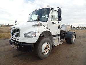 2007 FREIGHTLINER M2 BUSINESS CLASS S/A AT www.knullent.com