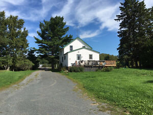 Country home/hobby farm with barn,14 acres+66 acres more avail.