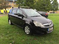 2008 Vauxhall/Opel Zafira 1.8i, ** 1 former keeper**
