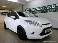 Ford Fiesta 1.6 METAL 134PS [2X SERVICES, LEATHER and HEATED SEATS]