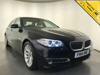 2014 BMW 520D LUXURY AUTOMATIC DIESEL HEATED SEATS 1 OWNER BMW SERVICE HISTORY