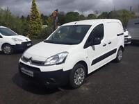 2012 CITROEN BERLINGO PARTNER 625 ENTERPRISE L1 HDI 3 SEATER PANEL VAN