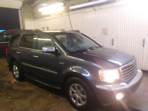 HYBRID 2009 Chrysler Aspen limited edition