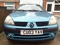 Renault Clio Billabong