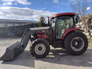 2005 Case International MXU100 4x4 Tractor For Auction