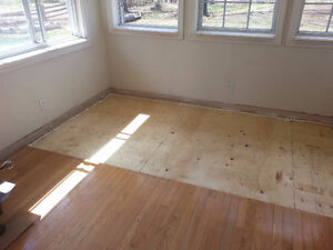 Let's level it unlevel or rotting away we can fix it Kingston Kingston Area image 6