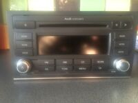 Audi Car Stereo System