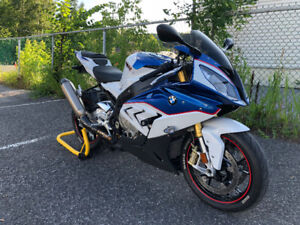 BMW S1000RR 2016 Tricolor Dynamic Package