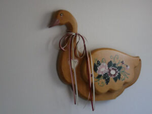 BEAUTIFUL Toll painted duck (double dipped) see below.