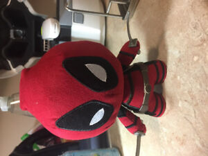 Deadpool Plush Figure