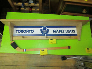Toronto Maple Leafs Coat Rack For Sale At Nearly New
